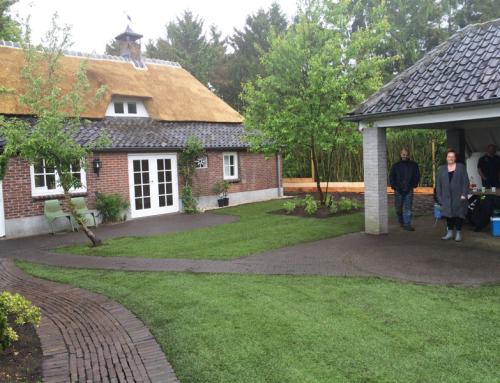 Graszoden leggen Heeswijk-Dinther